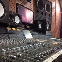 Photo taken at Prateado Vip's Studio by DJ M. on 10/5/2013