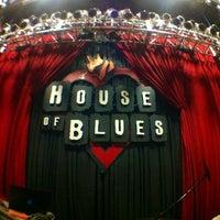 Foto scattata a House of Blues San Diego da DjLORD il 12/13/2012