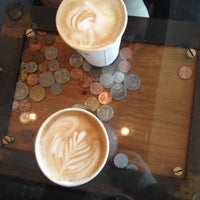 Photo taken at MyWayCup Coffee by Monica J. on 2/24/2013