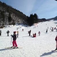 1/13/2013にmihoshi 5.がYANABA snow&greenparkで撮った写真