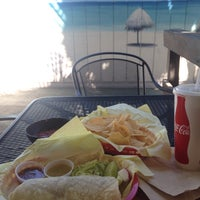 Photo taken at America's Taco Shop by Carri on 3/23/2015