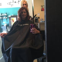 Photo taken at Inizio Salon by Carri on 1/21/2016