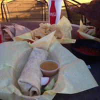 Photo taken at America's Taco Shop by Carri on 5/10/2015
