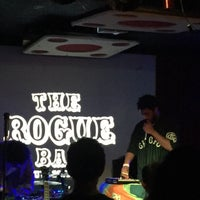 Photo taken at The Rogue Bar by Carri on 2/6/2016