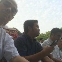 Photo taken at Masjid Agung Sunda Kelapa by Tauchid P. on 6/14/2018