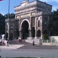 9/28/2012 tarihinde Şamil A.ziyaretçi tarafından Beyazıt Meydanı'de çekilen fotoğraf