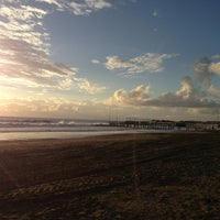 Photo taken at Voyage Beach by Maria 🍒 B. on 1/27/2013