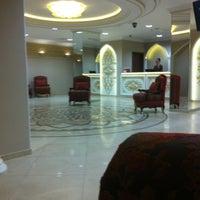 Photo taken at Биляр Палас Отель / Bilyar Palace Hotel by Maria 🍒 B. on 11/8/2012