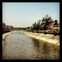 Photo taken at Orontes River by Berk Ö. on 7/13/2013