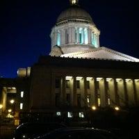 Photo taken at Washington State Capitol by Matthew H. on 2/2/2013
