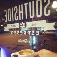 Foto tirada no(a) Southside Espresso por Kaleb F. em 11/22/2012