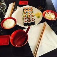 Photo taken at C'Roll Sushi by Malek Z. on 7/10/2015