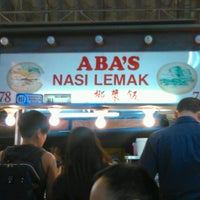 Photo taken at Aba's Nasi Lemak by voon wee C. on 9/28/2016