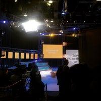 Photo taken at Перший нацiональний телеканал by Maksym M. on 5/13/2015
