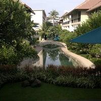 Photo taken at Ramada Resort Camakila Bali by Владимир Х. on 11/24/2012