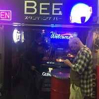 Photo taken at BEE by Dave on 6/12/2015