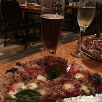 Photo taken at Stanziato's Wood Fired Pizza by Spark P. on 1/16/2016