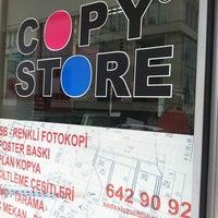 Photo taken at Copy Store Çekmeköy by Ayca E. on 5/9/2013