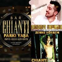 3/16/2018 tarihinde Chianti I.ziyaretçi tarafından Chianti Cafe & Bar'de çekilen fotoğraf