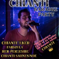 10/26/2017 tarihinde Chianti I.ziyaretçi tarafından Chianti Cafe & Bar'de çekilen fotoğraf
