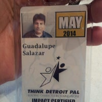 Photo taken at Detroit PAL by Lopi S. on 5/20/2013