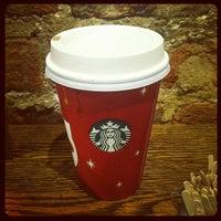 Photo prise au Starbucks par John W. le11/8/2012