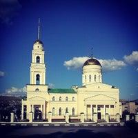 Photo taken at Церковь Троицы Живоначальной by Eugeny A. on 8/22/2013