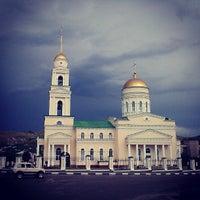 Photo taken at Церковь Троицы Живоначальной by Eugeny A. on 7/30/2013