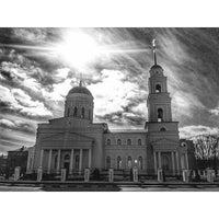 Photo taken at Церковь Троицы Живоначальной by Eugeny A. on 3/20/2014
