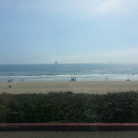 Photo taken at Pacific Ocean by Michael G. on 8/24/2013
