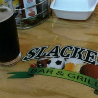 Photo taken at Slackers Bar & Grill by Patti P. on 9/24/2017