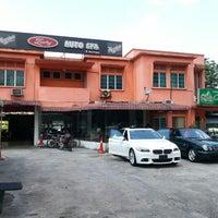 Photo taken at Lucky Auto Spa & Boutique by Krixera on 2/28/2014