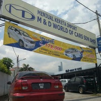 Photo taken at M&D World Of Cars Sdn Bhd by Krixera on 10/25/2013