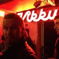 Photo taken at Bar Vikkula by Mika R. on 11/24/2012
