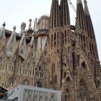 Foto tomada en Cripta de la Sagrada Família por Maria . el 9/24/2016