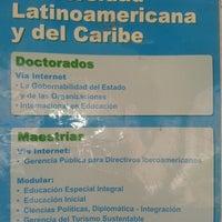 Photo taken at Universidad Latinoamericana y del Caribe by Cecilia M. on 5/11/2013