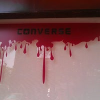Photo taken at Converse Store by Oxana S. on 3/4/2014