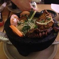 Photo taken at Gusanoz Mexican Restaurant by Amanda M. on 3/10/2013