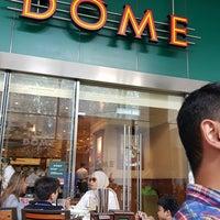 Photo taken at DÔME Café by Khairul Amir M. on 11/24/2017