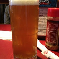 Photo taken at Red Robin Gourmet Burgers by Sean D. on 2/18/2013
