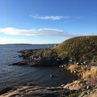 Foto tirada no(a) Suomenlinna / Sveaborg por Artemiy B. em 11/3/2017
