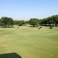 Photo taken at Lake Arlington Golf Course by Mark H. on 7/3/2013