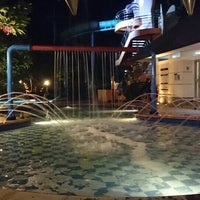 Photo taken at Swimming pool - Mercure Hotel by dhe s. on 7/9/2016