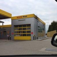 Photo taken at Score Tankstelle by DrSchlaumixer on 10/9/2013