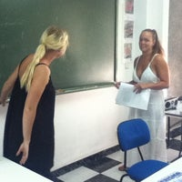 Foto tomada en Colegio Internacional Alicante, Spanish Language School por Isabel A. el 9/23/2012