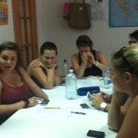 Foto tomada en Colegio Internacional Alicante, Spanish Language School por Isabel A. el 5/24/2014