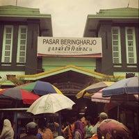 Photo taken at Pasar Beringharjo by ilma i. on 12/24/2012