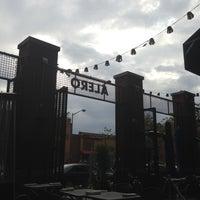 Photo taken at Alero Restaurant by Miranda L. on 9/28/2012
