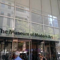 Photo taken at Museum of Modern Art (MoMA) by Stephanie F. on 7/17/2013