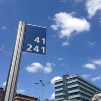 Photo taken at Busstation Centrumzijde by Thierry V. on 5/9/2013